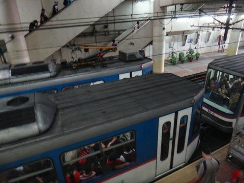 列車パサイ